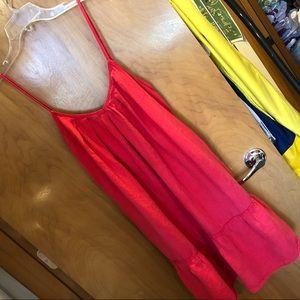 Gap linen dress, size S